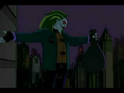 Joker and clayface