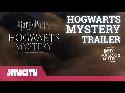 Watch the New Trailer for Harry Potter: Hogwarts Mystery