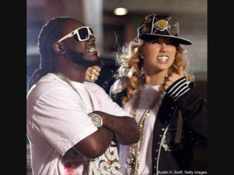 T-pain ft taylor swift - thug story