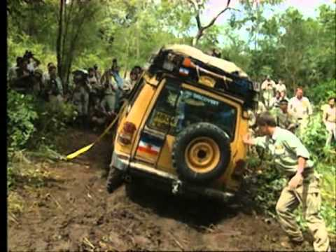 Camel Trophy Land Rover 89 98 Part 2 Youtube