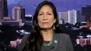 Deb Haaland, One of Nation's First Native Congresswomen, Calls for Probe of Missing Indigenous Women