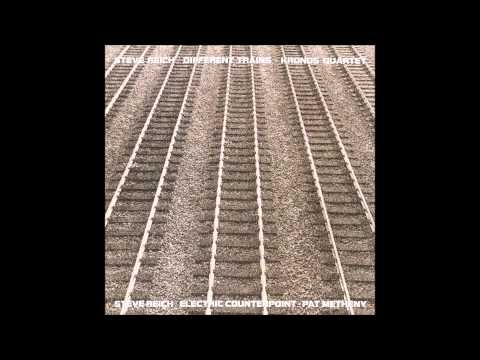 Steve Reich - Different Trains After The War