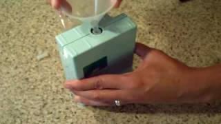 How to refill a Cat Genie Smart Cartridge