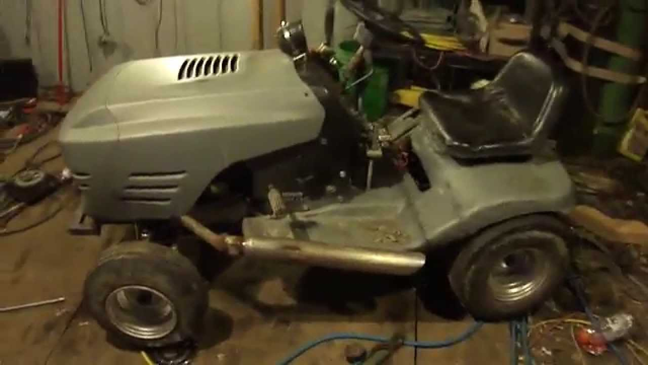 Racing Mower Front Axle : New steering and axle for the racing mower youtube