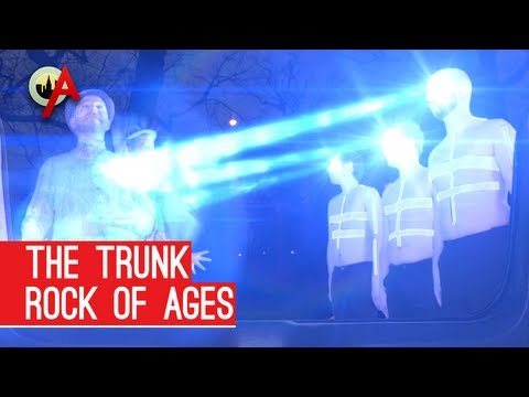 THE TRUNK – Rock of Ages ft. Michael Gregory