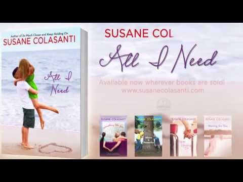 All I Need by Susane Colasanti book trailer