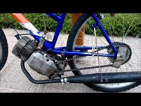 Bici col Motore - Malaguti Snake