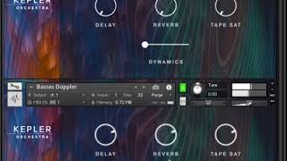 Spitfire Audio - KEPLER DEMO