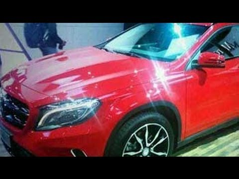 Mercedes-Benz to launch Compact SUV GLA in India by 2014 end