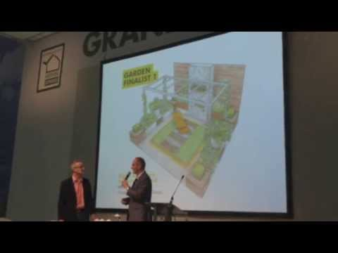 Kevin McCloud Comments on Chritine Wilkie and her Grand Designs Live Show Garden
