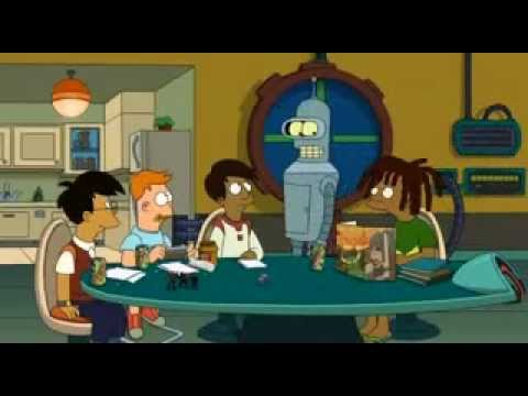 Futurama - Bender's Game - Trailer (2008)