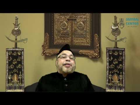 Chandraat Majlis - Maulana Sadiq Hasan 1442