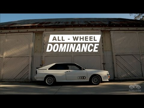 UrQuattro Gave Audi All-Wheel Dominance
