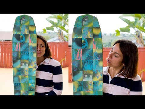 How To Do Griptape Art With Nora Vasconsellos And Mob Grip
