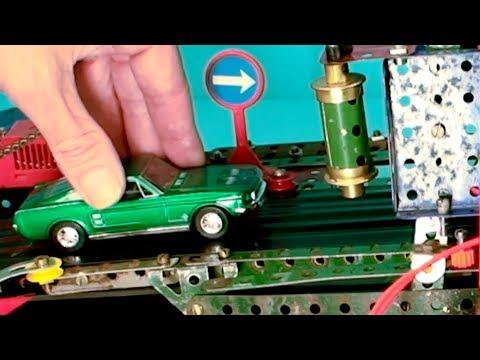 Toy Car Magic Paint Shop  ~ coche de juguete Magi Paint Shop