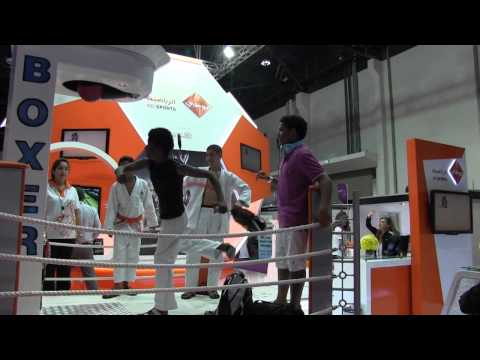 Abu Dhabi International Sports Exhibition 2013
