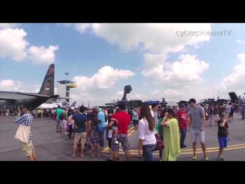 Up, Up And Away! - Singapore Airshow 2014 video