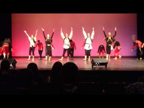 Ucla Persian Culture Show 2014 - Azari Dance video