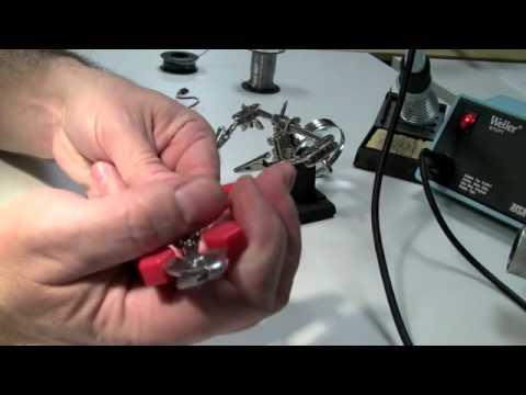 Basic Quadcopter Tutorial - Chapter 5 - Soldering Tips