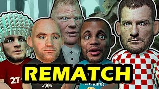 Stipe Miocic still calling for his rematch while Daniel Cormier targeting the money fights
