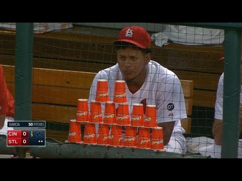 Martinez protects his pyramid from Wacha