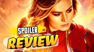 Spoiler Review - How Will Captain Marvel Affect Avengers: Endgame?