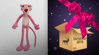 Best Of Pink Panther Toys Gift Ideas / Countdown To Christmas 2018 | Christmas Countdown Guide