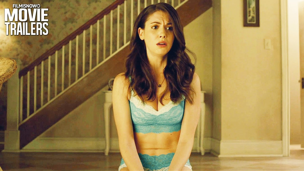 Alison Brie stars in the new trailer for romantic comedy NO STRANGER THAN LOVE [HD]
