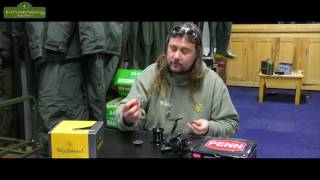 Tackle Labs ICE Drag System now available for Fox, Penn, Wychwood reels