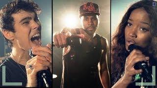 """Download Lagu """"The Other Side"""" - Jason Derulo, Keke Palmer, Max Schneider, Kurt Schneider Gratis STAFABAND"""