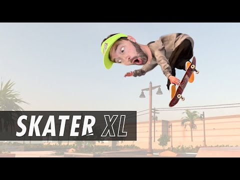 The Best Skateboarding Video Game / Skater XL Is Here