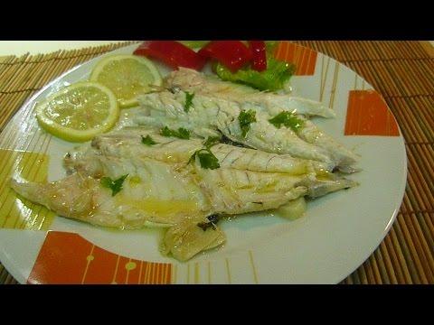 Как приготовить Рыбу Морской Судак с лимонной цедрой