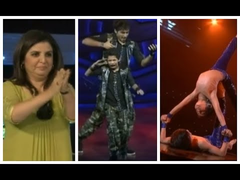 DID Dance Ke Superkids - Watch Full Episode 3 of 1st September 2012