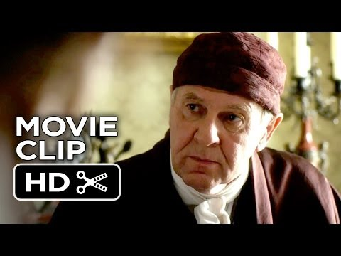 Belle Movie CLIP - Mabel and Breakfast (2014) - Tom Wilkinson Movie HD