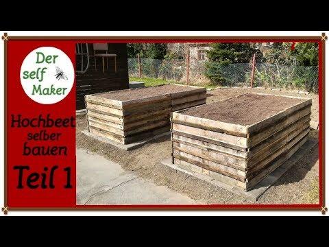 Hochbeet Holz Palettenmobel Gemuseanbau Ganz Einfach Und Gunstig