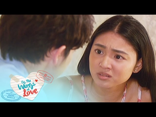 On The Wings Of Love: Daughter's Anger
