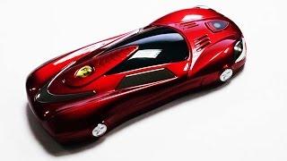 Телефон машина Ferrari F1 F2 - 2'' 2 Sim