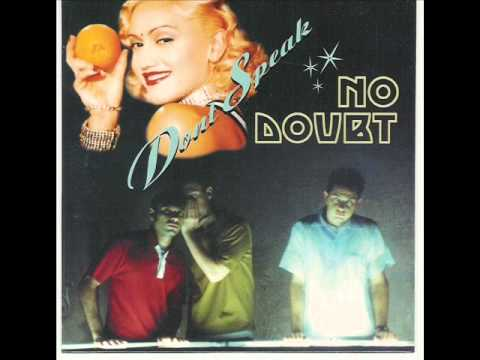 No Doubt - Don't Speak (instrumental) video