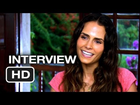 Fast & Furious 6 Interview - Jordana Brewster (2013) - Dwayne Johnson Movie HD