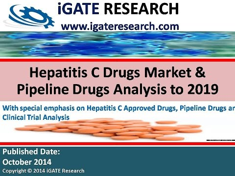Worldwide - Hepatitis C Drugs Market & Pipeline Drugs Analysis to 2019
