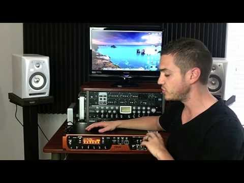 Avid Eleven Rack Guitar Processor Review - TheRecordingRevolution.com