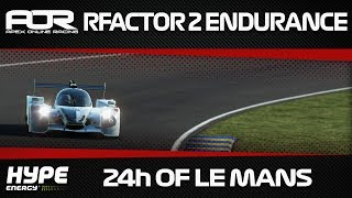 rFactor 2 - 24 Hours of Le Mans - Part 3