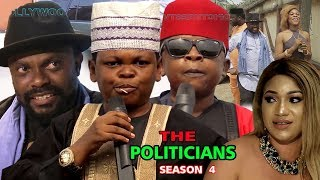 The Politicians Season 4 - 2018 Newest | Latest Nigerian Nollywood Movie full HD