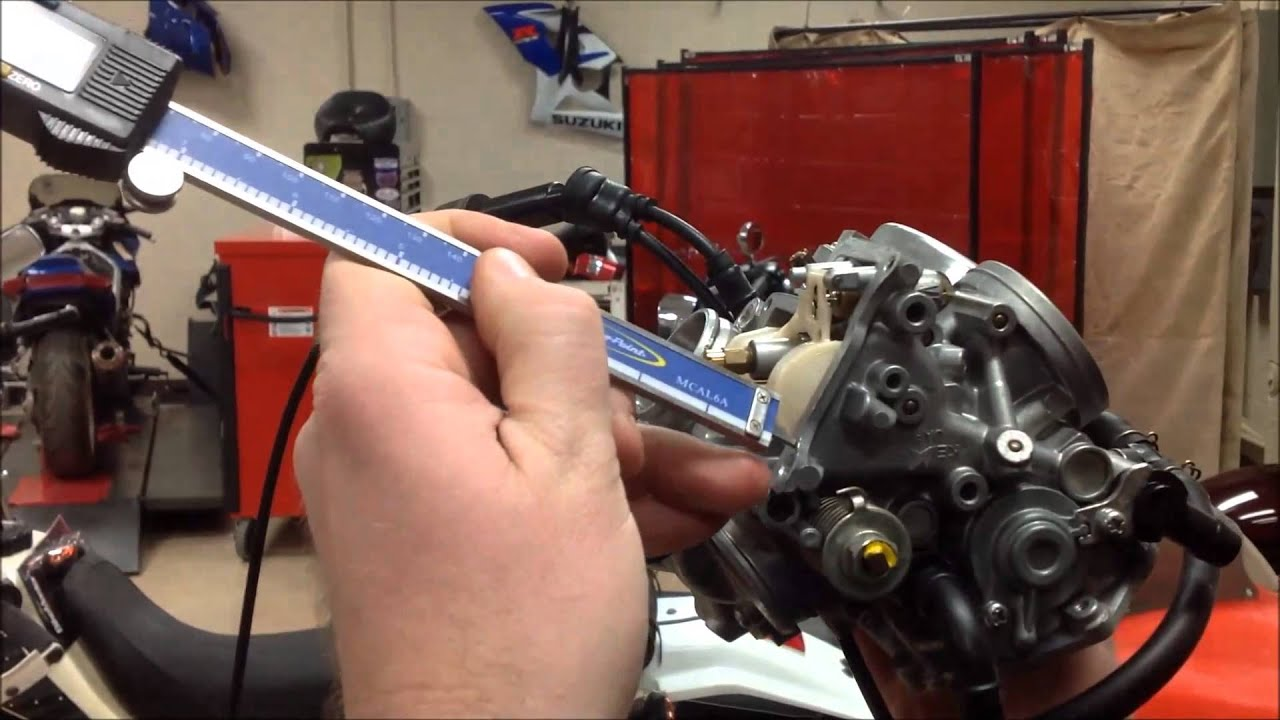 How To Adjustment Float On A Kawasaki