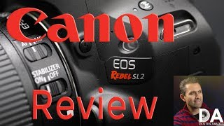 Canon EOS Rebel SL2 (200D, Kiss X9) Final Review | 4K