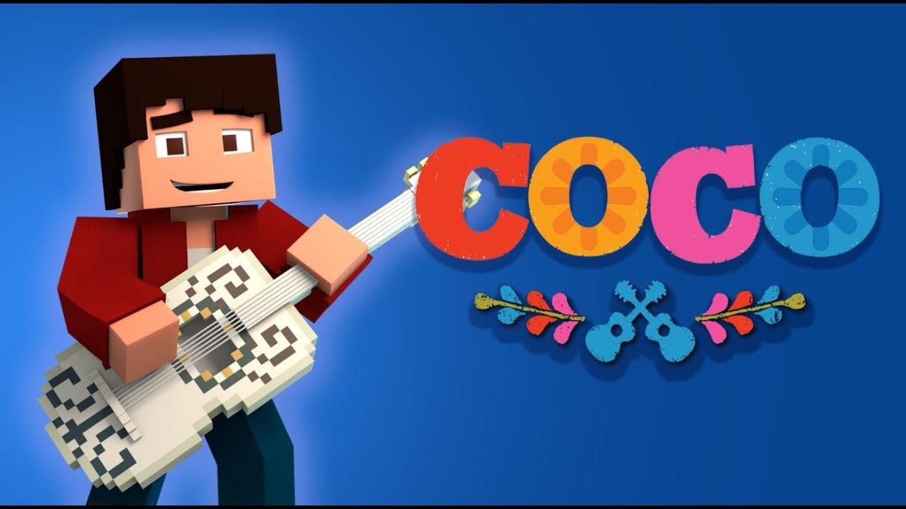 Minecraft Parody - COCO! - (Minecraft Animation)