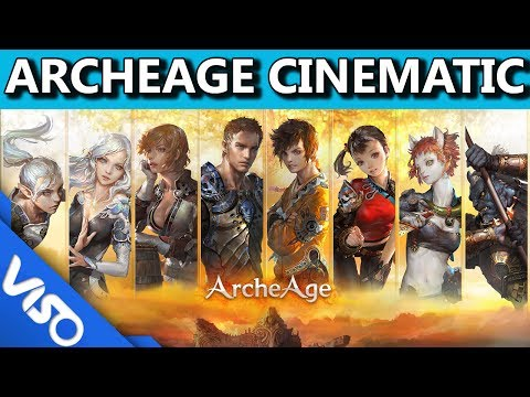 ArcheAge: The Open World Cinematic
