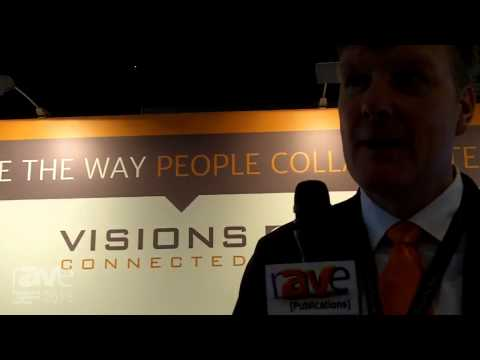 ISE 2015: VisionsConnected Demonstrates Videoconferencing Solution and Describes Their Services