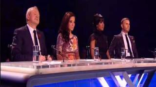 X Factor UK Misha B  sing off, Jessie J's who are you