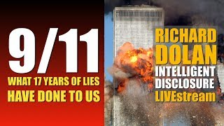 Video: 9/11: 17 Years of Lies & Mind Control - Richard Dolan